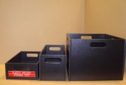 Plastic Welded Storage Boxes