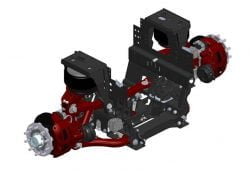 ResponseMaster® - Steer Axle Suspension