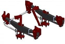 WorkMaster Suspension - MODEL 79KB