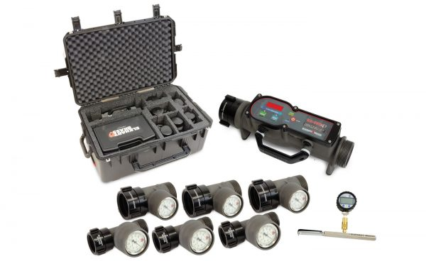 Simple and Accurate Flow Testing – Elkhart Brass NFPA 1962 Flow Test Kit