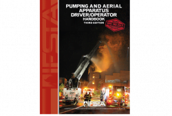 Pumping Apparatus Driver/Operator Handbook or Pumping and Aerial Apparatus Driver/Operator Handbook, 3rd Edition