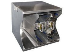 SafeTSystem Air Cylinder Management Utility Transport Box