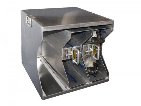SafeTSystem Air Cylinder Management Utility Transport Box