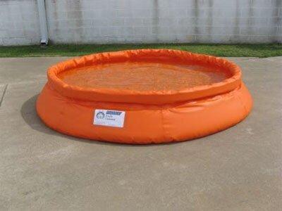 Decontamination Pools