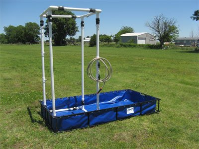 Decon Shower Systems