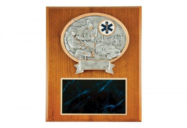 Paramedic Plaque