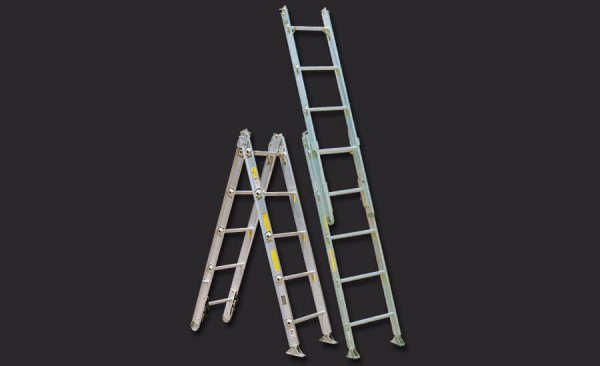 Aluminum Combination Ladder