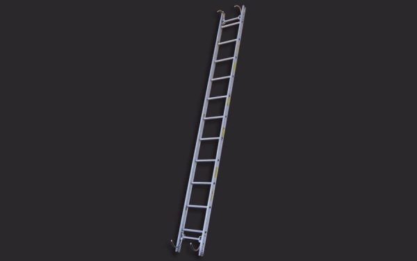 Aluminum Double-Roof Ladder