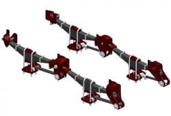 WorkMaster Suspension – MODEL 102