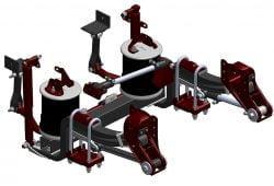 WorkMaster Suspension – MODEL 102AR-HD
