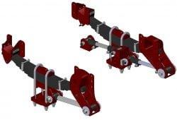 WorkMaster Suspension – MODEL 102CC
