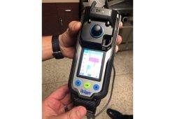 Dräger X-am® 8000 Multi-Gas Detector