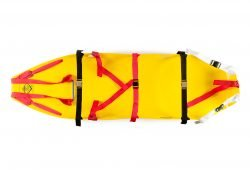 COMPLETE HMH Sked® RESCUE SYSTEM with strap kit (Assembled & Rolled)
