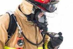 Dräger FPS 7000 SCBA Mask