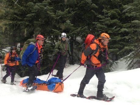 Sked® Basic Rescue System 4