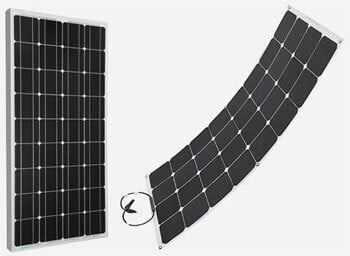 Dura-Flex/Rigid Solar Panels